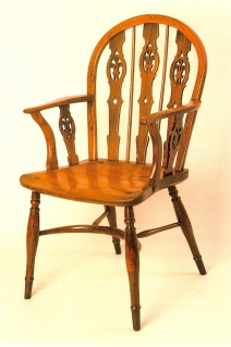 Robert Prior Windsor chair
