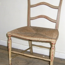 Figure 4 Gillows 'Cottage' chair